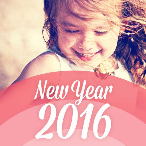 おしゃれ年賀 2016 基本料金無料、スマホでデザイン、最高の写真年賀状