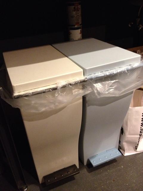 【苦節4ヶ月!長かった…!】プラ包装容器のゴミ箱決まりました。