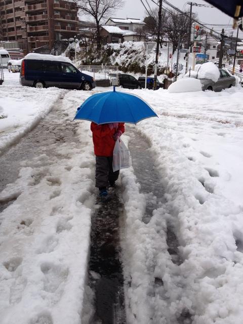 【大雪の影響から…】災害時の備えについて考えた。