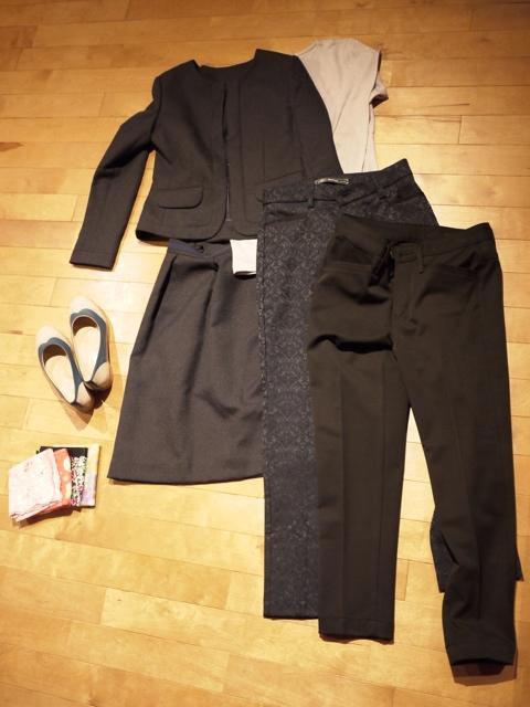 【パーソナルスタイリスト黒田さんに依頼】新宿でスーツ、パンツなどお買い物!
