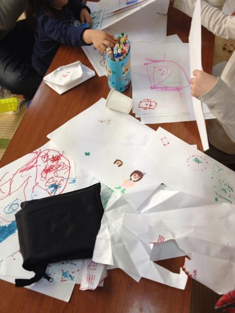 【幹事のママさん達に感謝!】保育園クラス交流会。