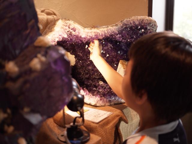 静岡・奇石博物館で宝石探しにチャレンジ!石好きな子どもにおすすめ♪