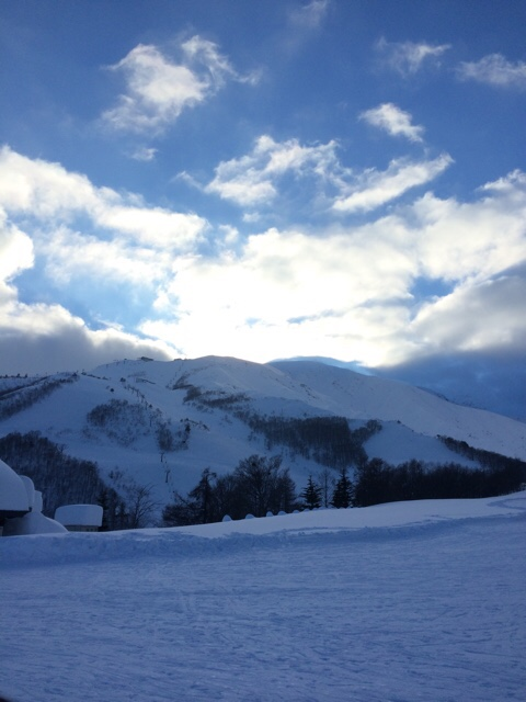 【毎年恒例、八方尾根へ☆】白馬で年末スキー!その1