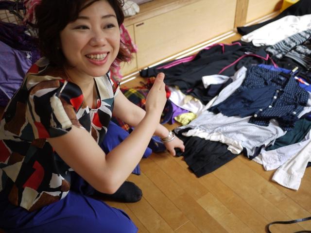 【明日着ていく服が…ない?!】パーソナルスタイリストさんとクローゼットチェック!