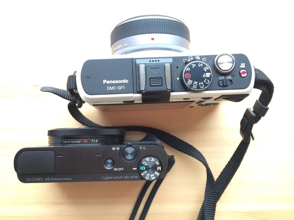 カメラ比較