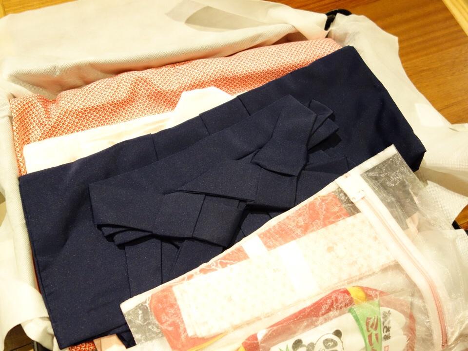 保育園女子、レンタル袴での卒園式に大満足!費用は?注意したことは?