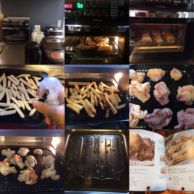 勝間さんイチオシの調理家電リクックでシナシナのお惣菜も蘇る!調理の手間も減りました