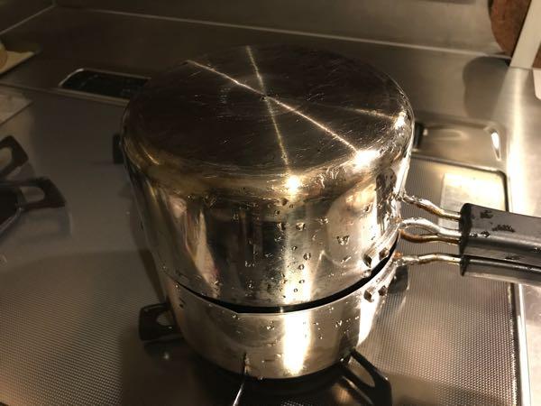 揚げ鍋の焦げおとし