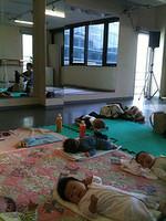 【産後エクササイズ】マドレボニータ参加してきました!