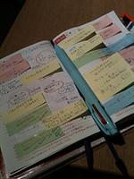 【手帳】ほぼ日→あな吉さん方式にシフトしてみた。