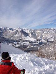 【友人家族とスキー】エンゼルグランディア越後中里へ!