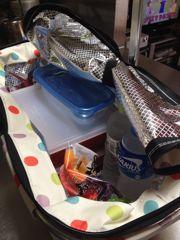【気が早い?!来年の運動会に向けて…】保冷用バッグ届きました!