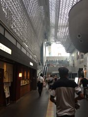 【京都ツイママオフ会♪】の前に、周辺を観光!