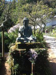 【鎌倉ひとり旅・その1】北鎌倉から東慶寺へ。水月観音拝観。